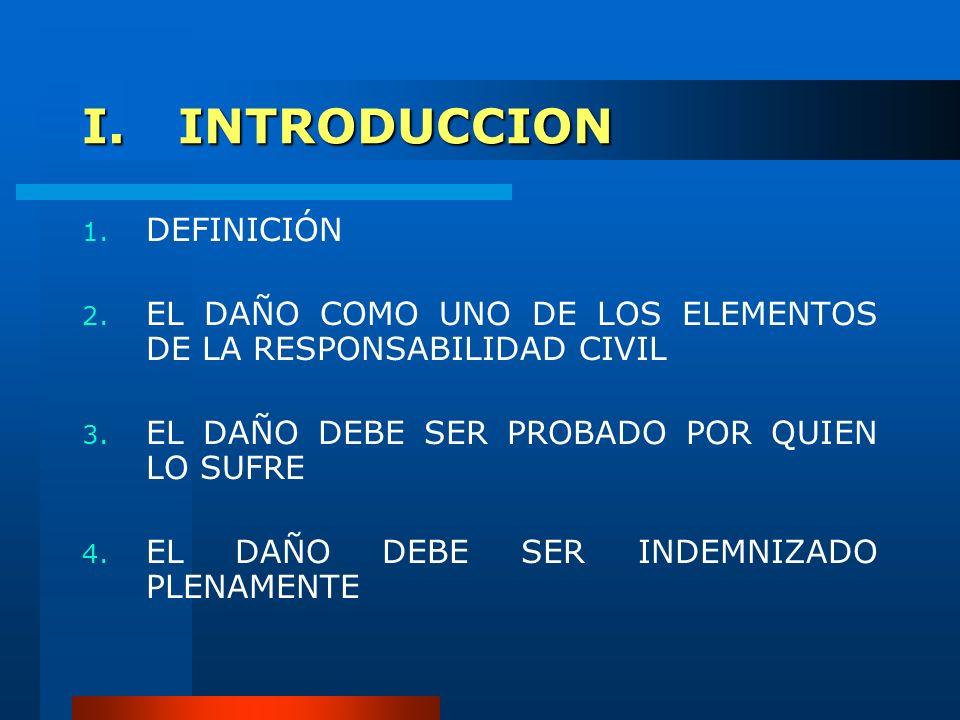 I. INTRODUCCION DEFINICIÓN