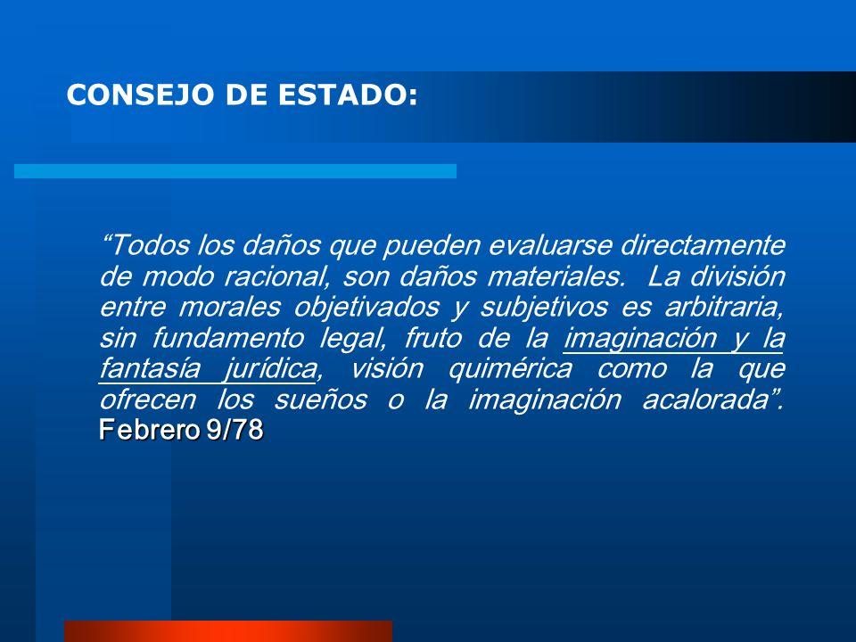 CONSEJO DE ESTADO: