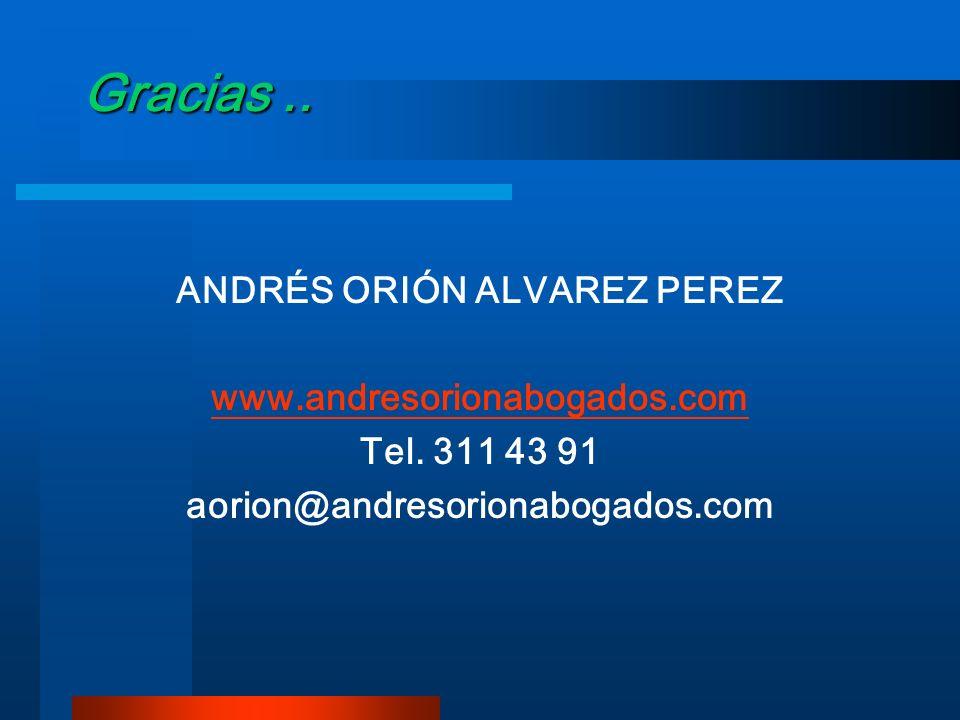 ANDRÉS ORIÓN ALVAREZ PEREZ