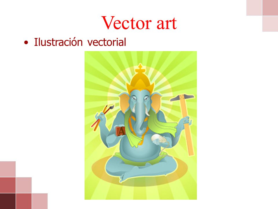 Vector art Ilustración vectorial