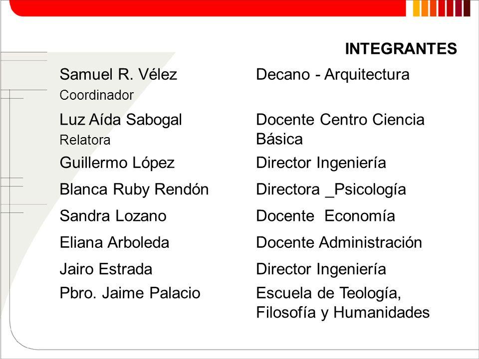 Docente Centro Ciencia Básica Guillermo López Director Ingeniería