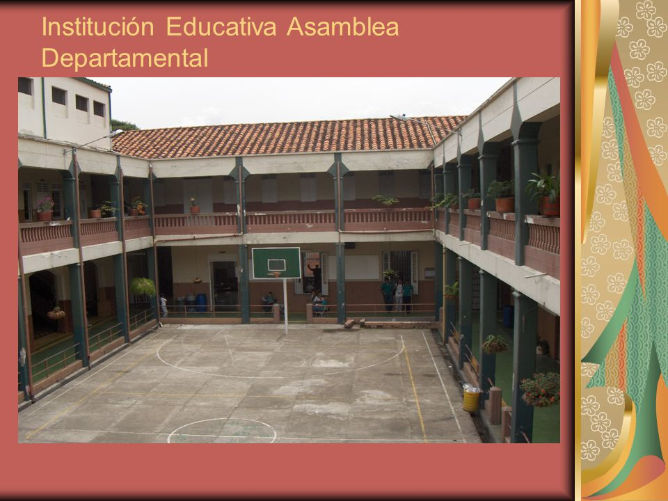Institución Educativa Asamblea Departamental