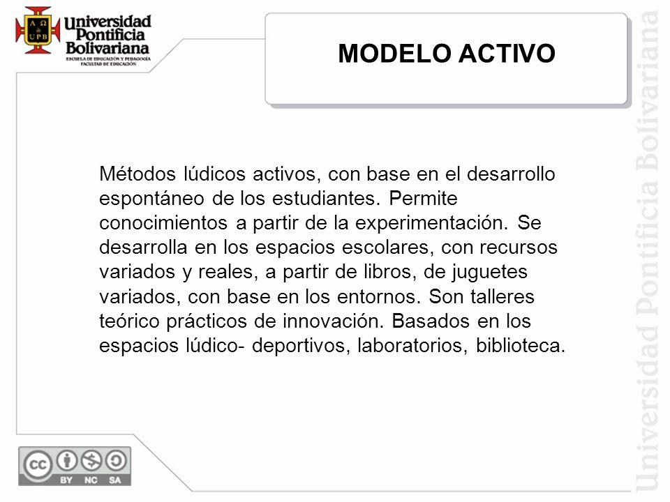 MODELO ACTIVO