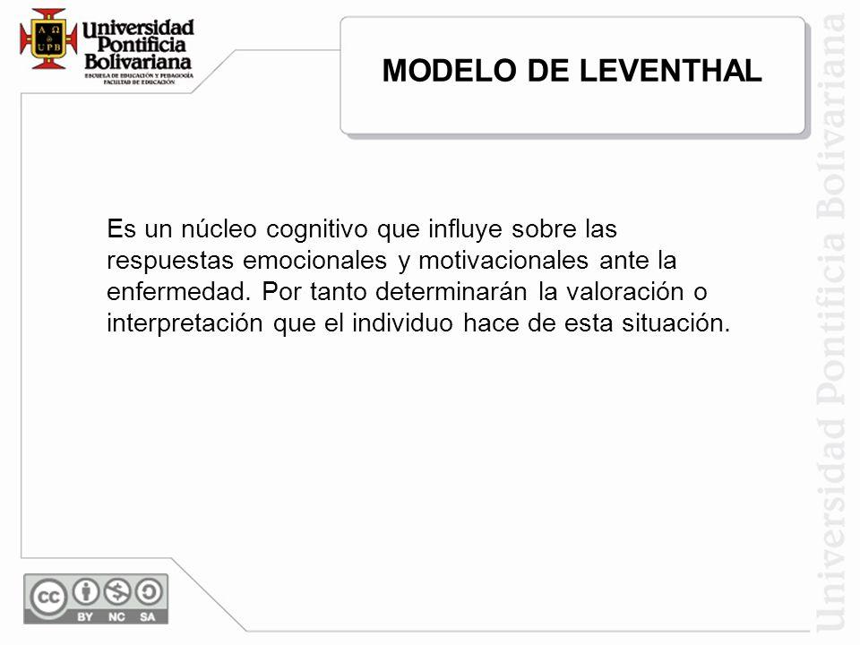 MODELO DE LEVENTHAL