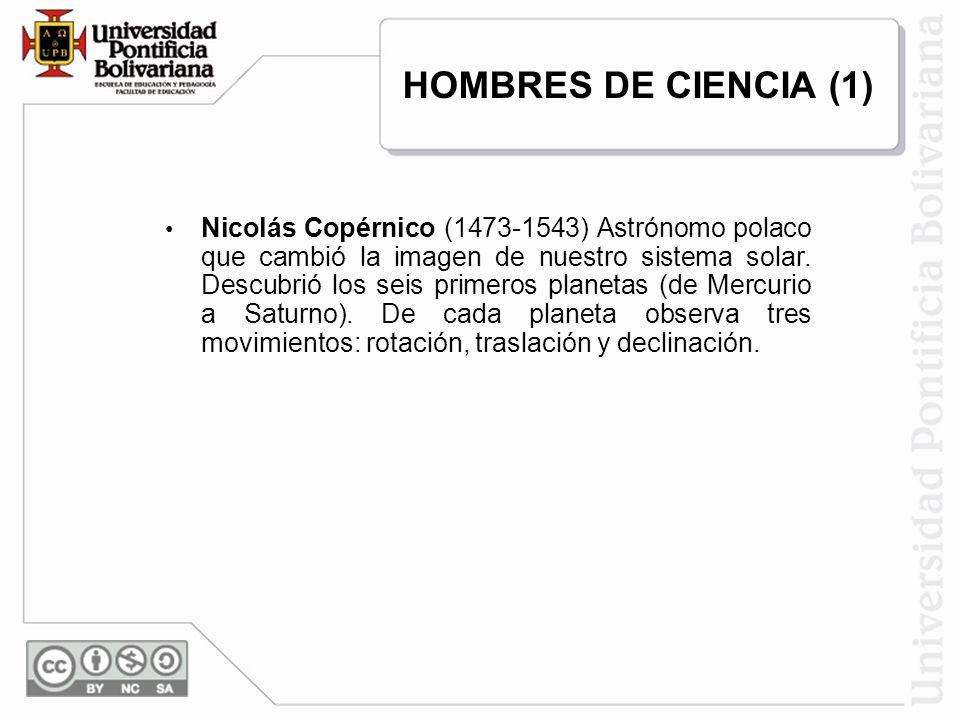 HOMBRES DE CIENCIA (1)