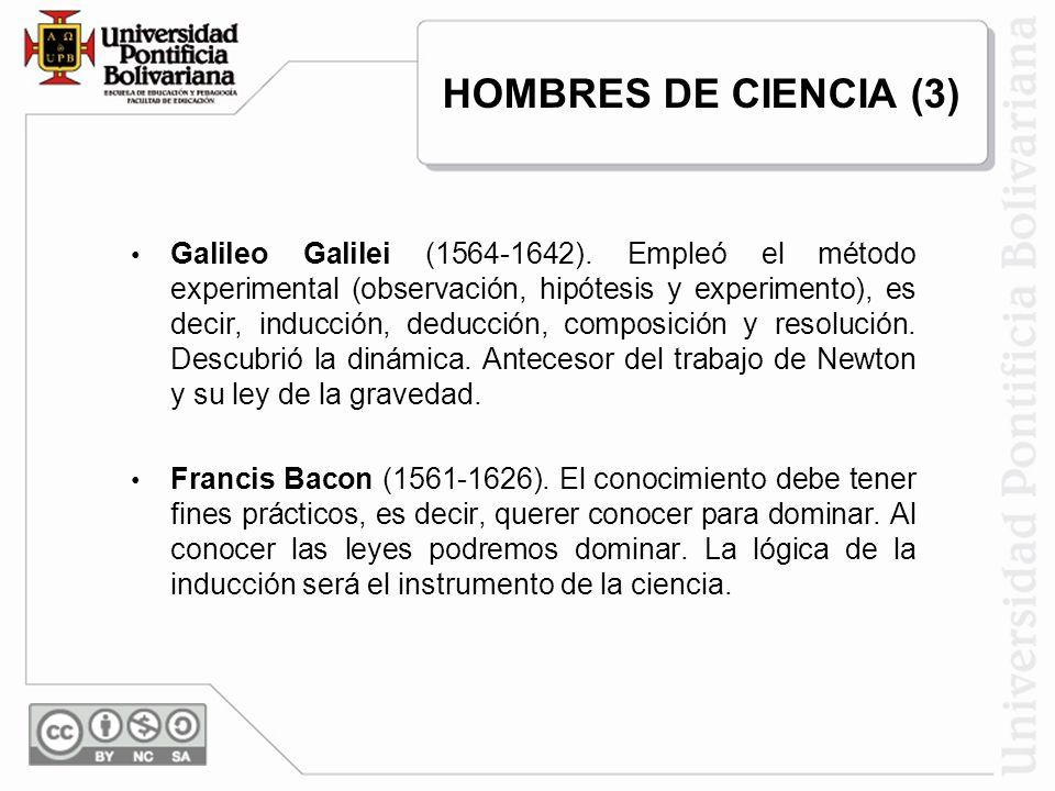 HOMBRES DE CIENCIA (3)