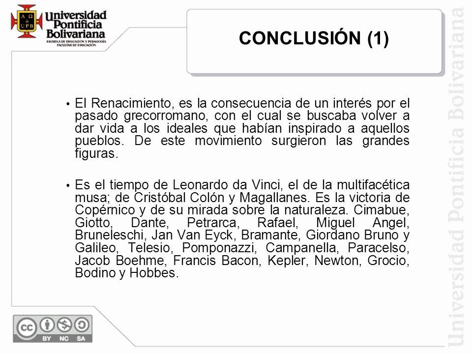 CONCLUSIÓN (1)