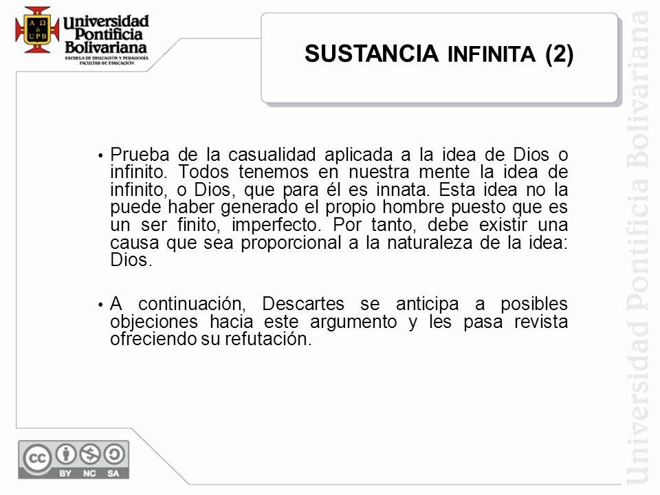 SUSTANCIA INFINITA (2)