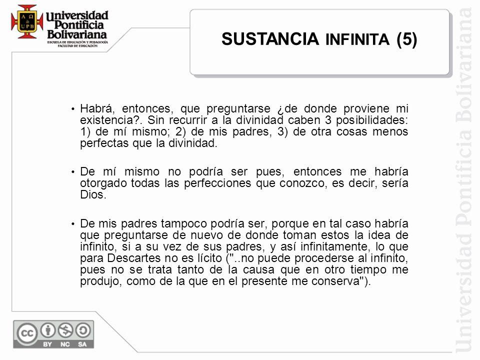SUSTANCIA INFINITA (5)