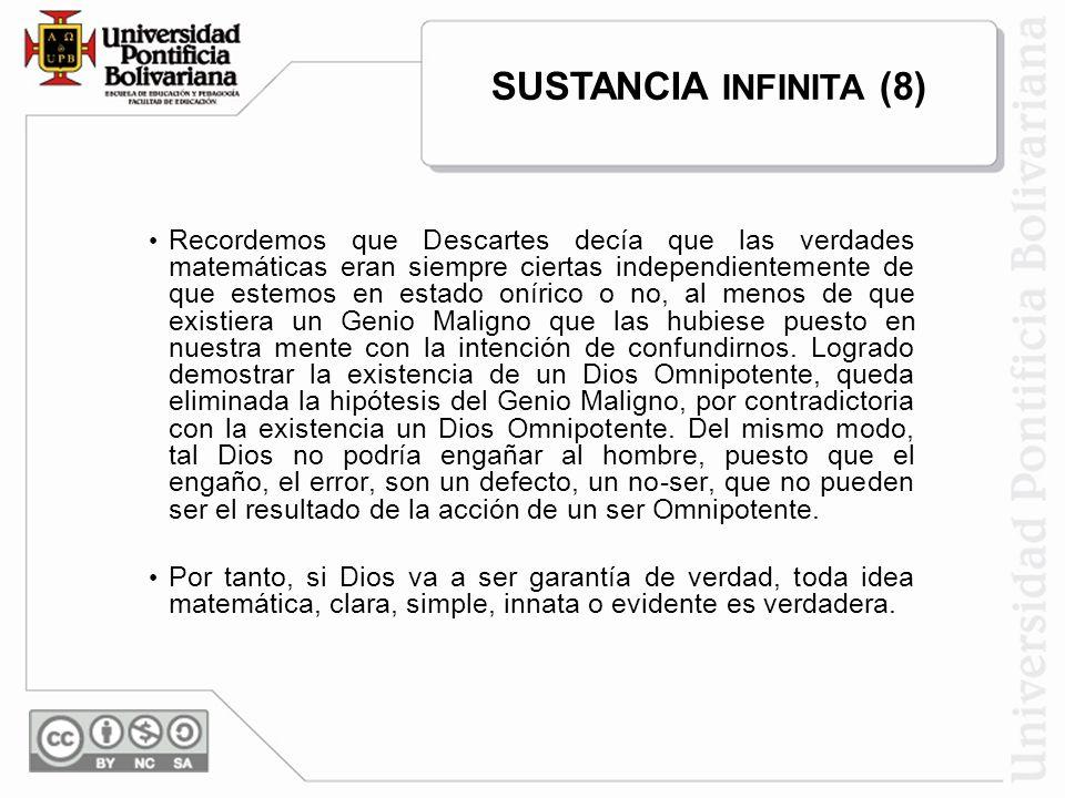 SUSTANCIA INFINITA (8)