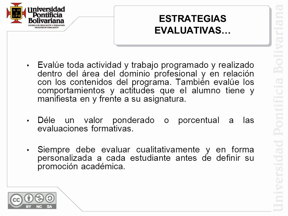 ESTRATEGIAS EVALUATIVAS…