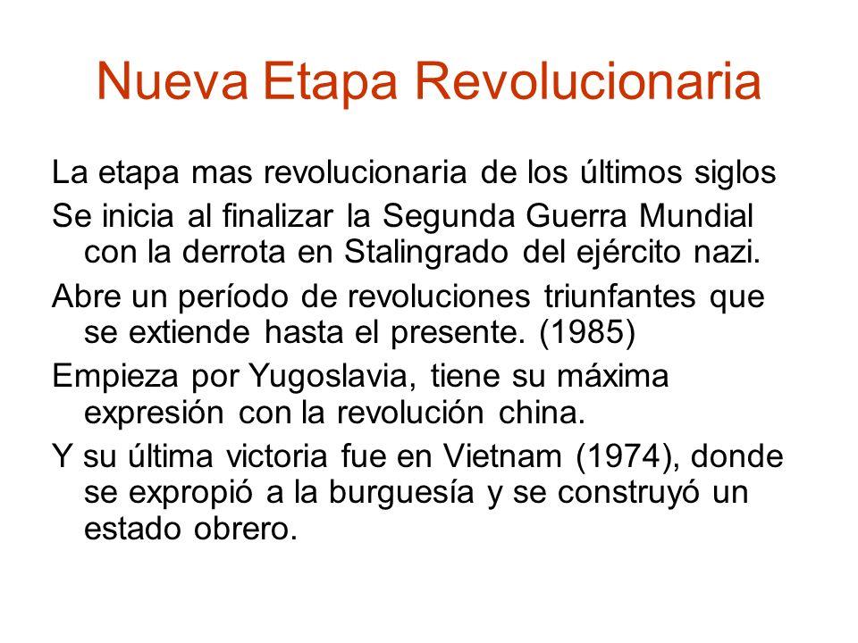 Nueva Etapa Revolucionaria