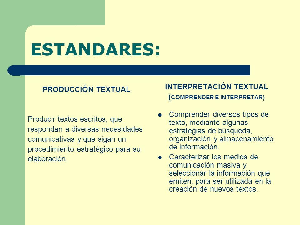INTERPRETACIÓN TEXTUAL (COMPRENDER E INTERPRETAR)