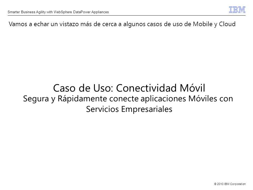 Caso de Uso: Conectividad Móvil