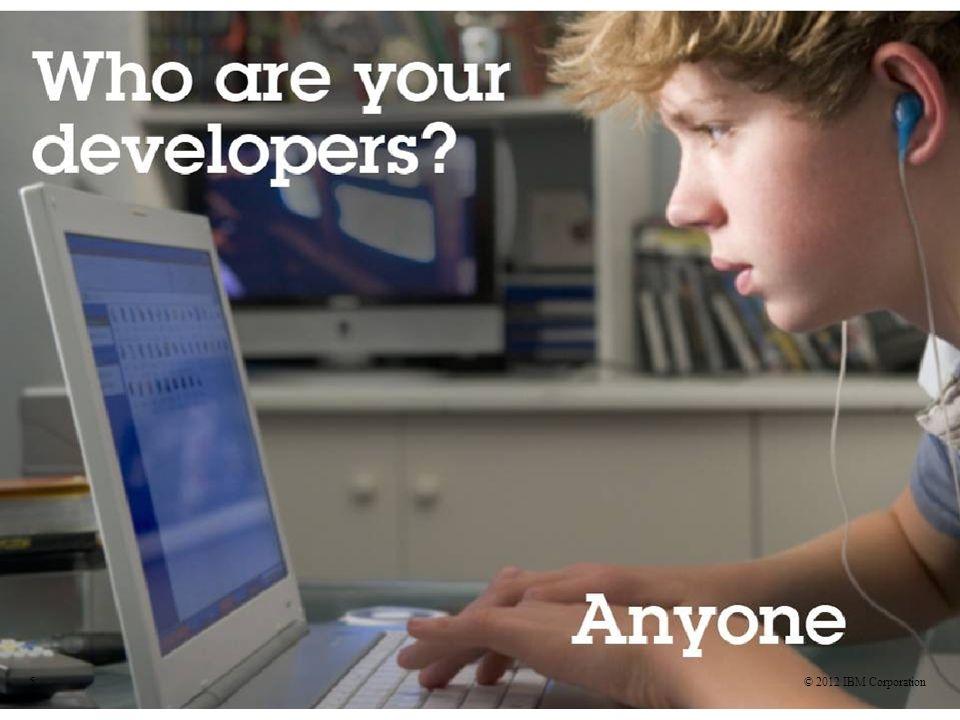 ¿Qué pasa con los desarrolladores. ¿A quién se dirige