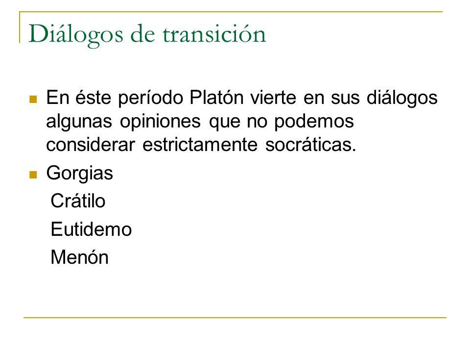 Diálogos de transición