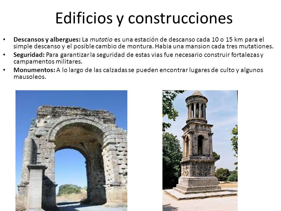 Edificios y construcciones