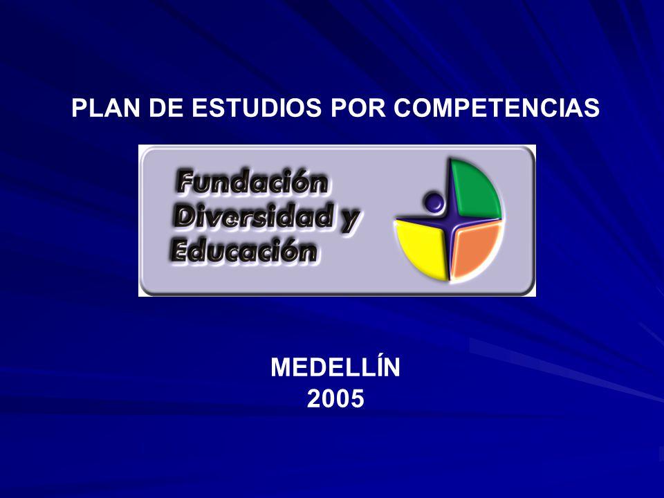 PLAN DE ESTUDIOS POR COMPETENCIAS