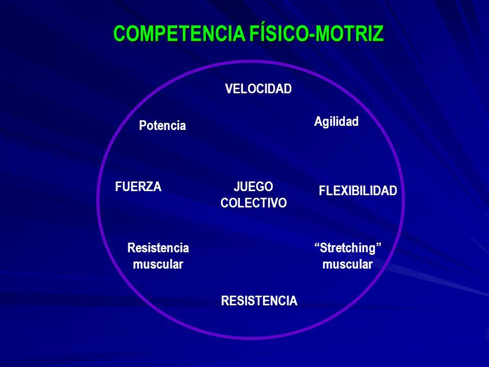 COMPETENCIA FÍSICO-MOTRIZ