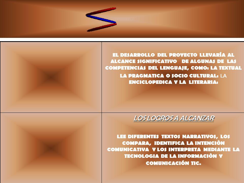 LA PRAGMATICA O SOCIO CULTURAL: LA ENCICLOPEDICA Y LA LITERARIA: