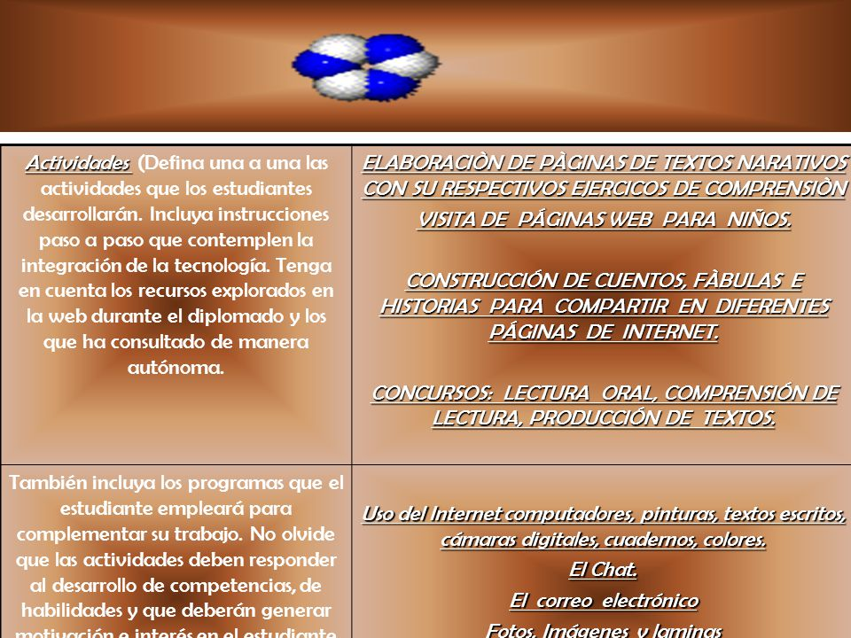 VISITA DE PÁGINAS WEB PARA NIÑOS.