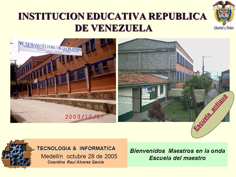 INSTITUCION EDUCATIVA REPUBLICA DE VENEZUELA
