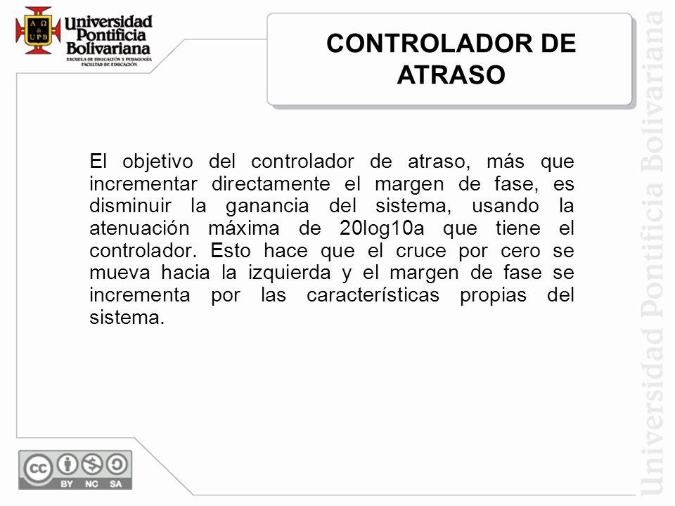 CONTROLADOR DE ATRASO