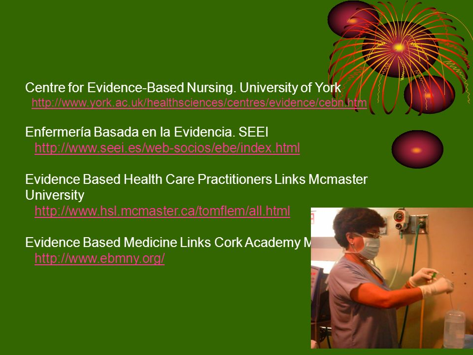 Centre for Evidence-Based Nursing. University of York