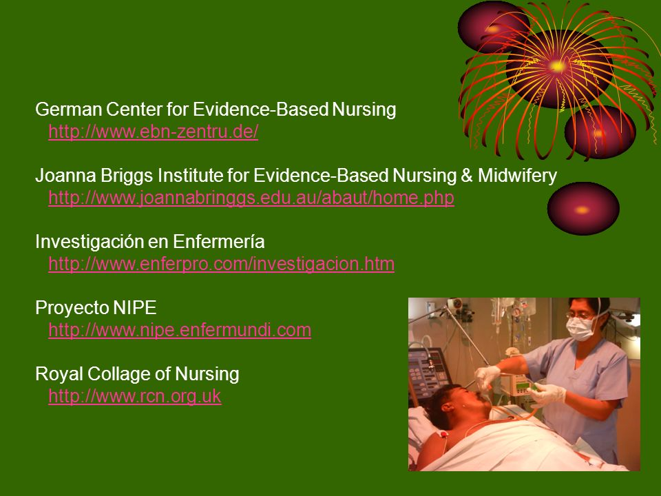 German Center for Evidence-Based Nursing