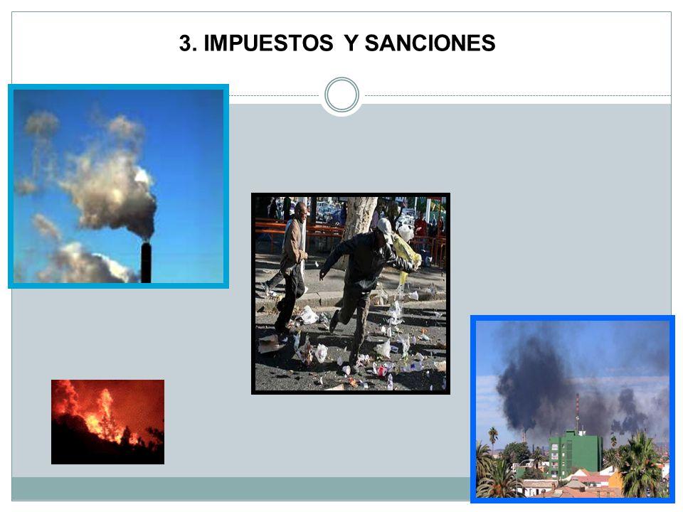 3. IMPUESTOS Y SANCIONES