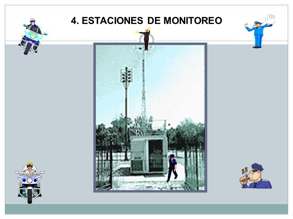 4. ESTACIONES DE MONITOREO
