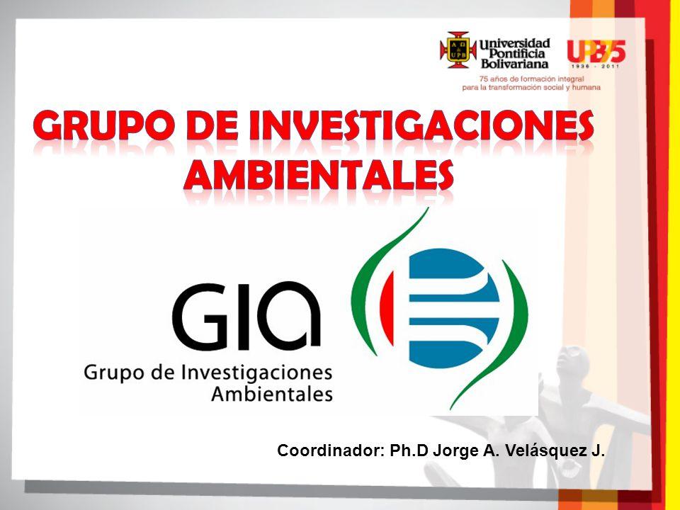 GRUPO DE INVESTIGACIONES AMBIENTALES