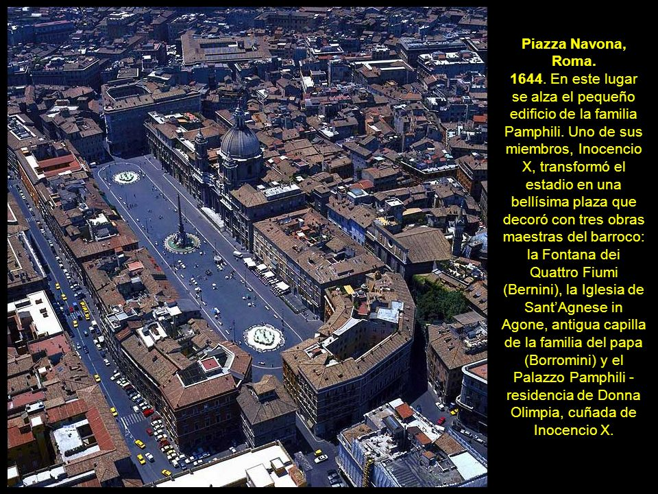 Piazza Navona,Roma.