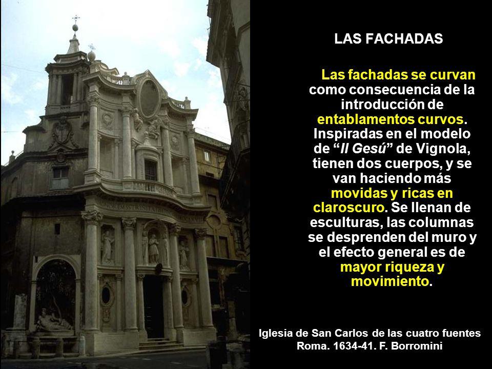 Iglesia de San Carlos de las cuatro fuentes