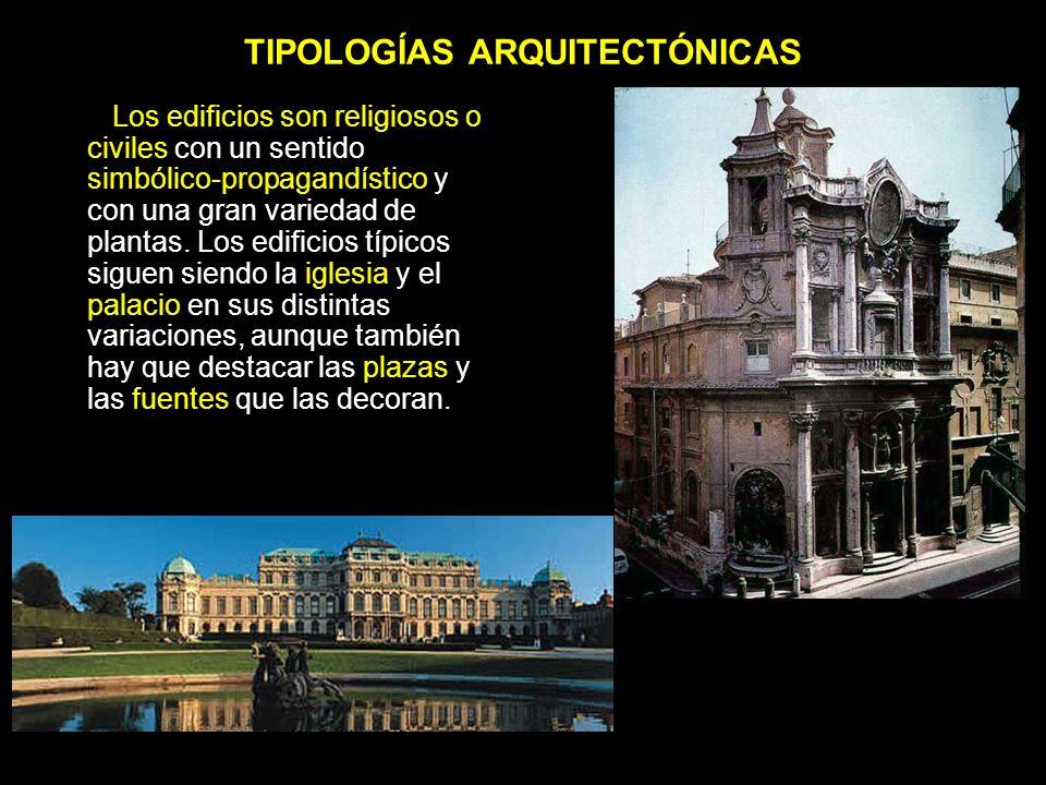 TIPOLOGÍAS ARQUITECTÓNICAS
