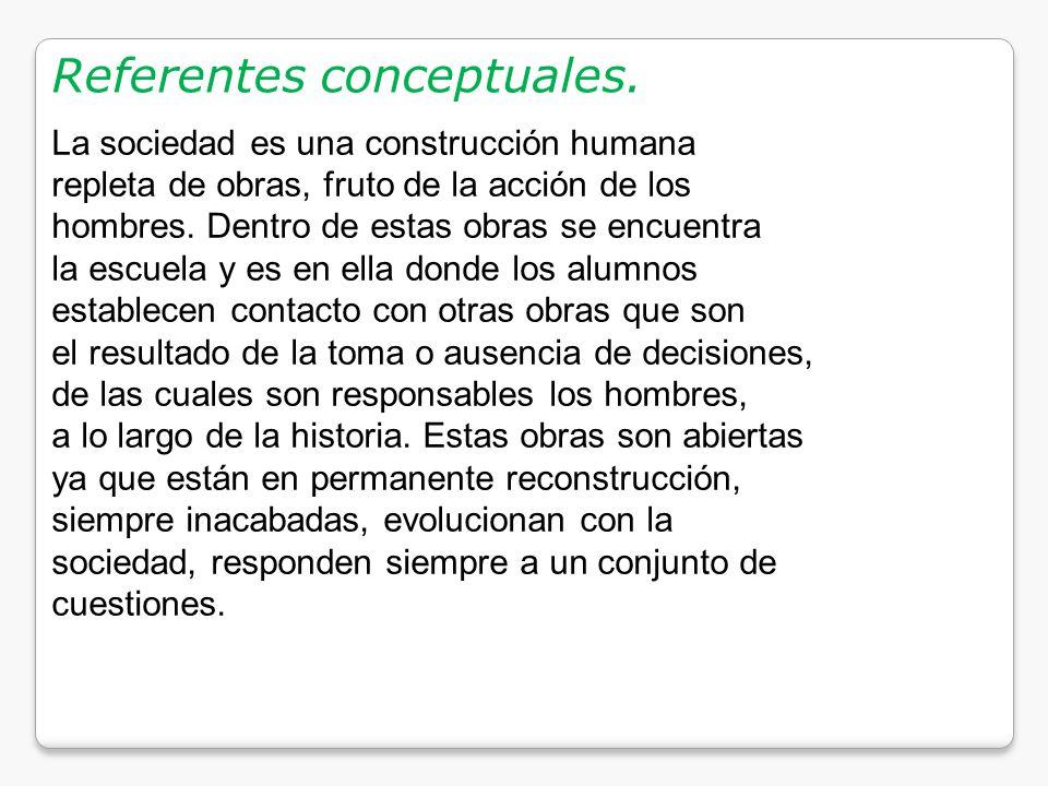 Referentes conceptuales.