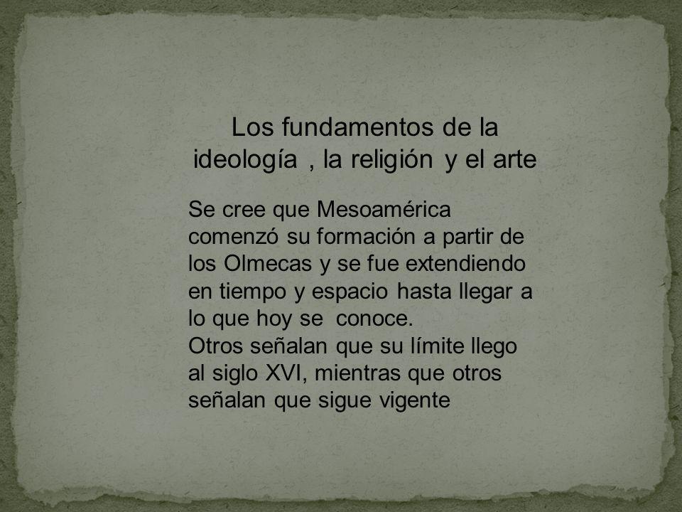 Los fundamentos de la ideología , la religión y el arte