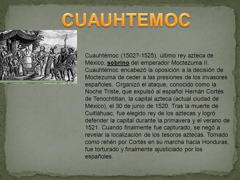 CUAUHTEMOC
