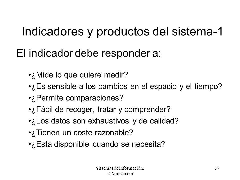 Indicadores y productos del sistema-1
