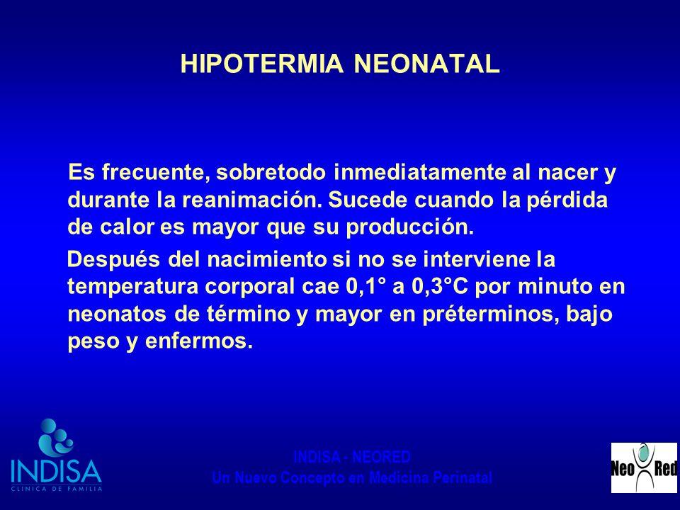 HIPOTERMIA NEONATAL