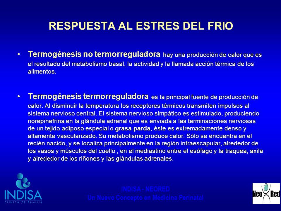 RESPUESTA AL ESTRES DEL FRIO