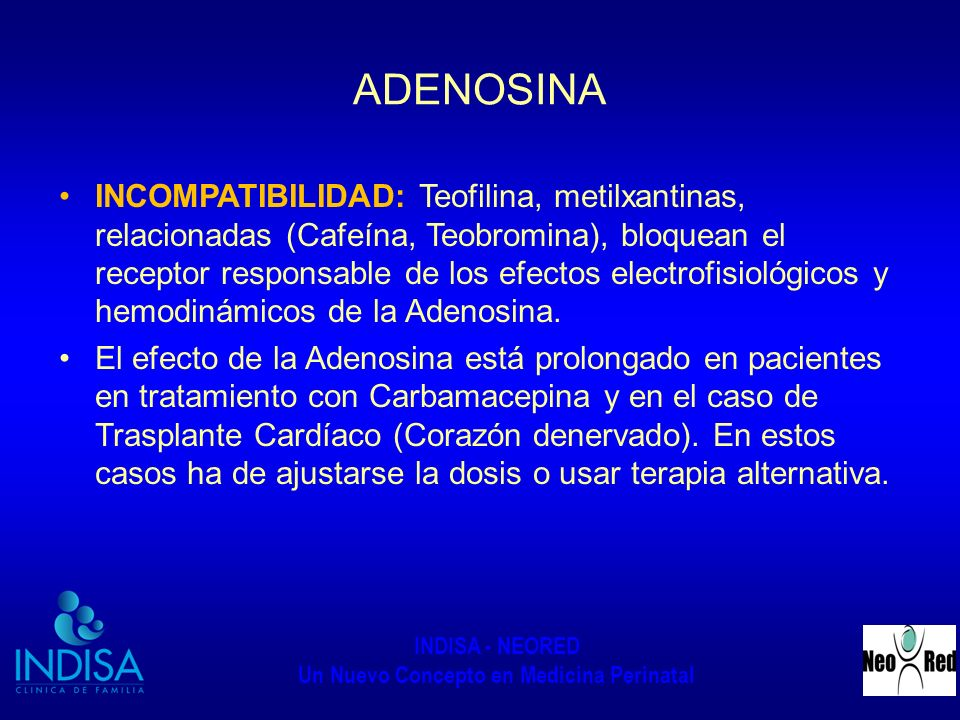 ADENOSINA