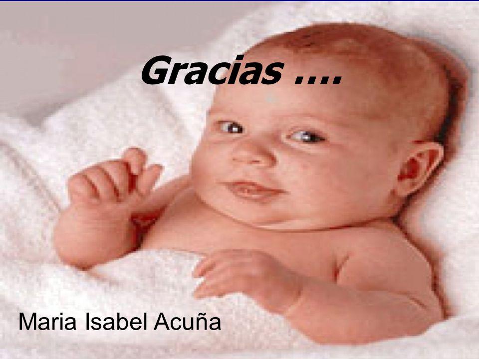 Gracias …. Maria Isabel Acuña 44