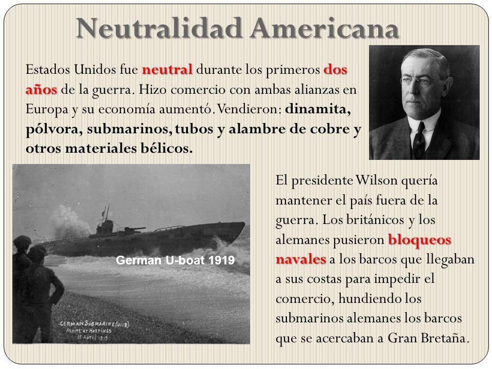 Neutralidad Americana