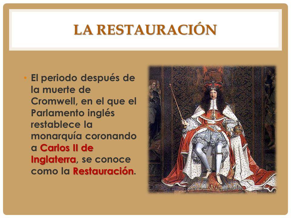 La Restauración