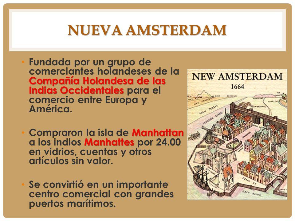 Nueva Amsterdam