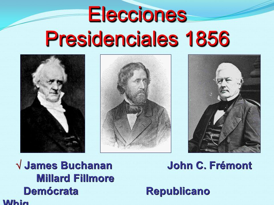 Elecciones Presidenciales 1856
