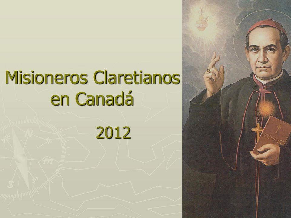 Misioneros Claretianos en Canadá