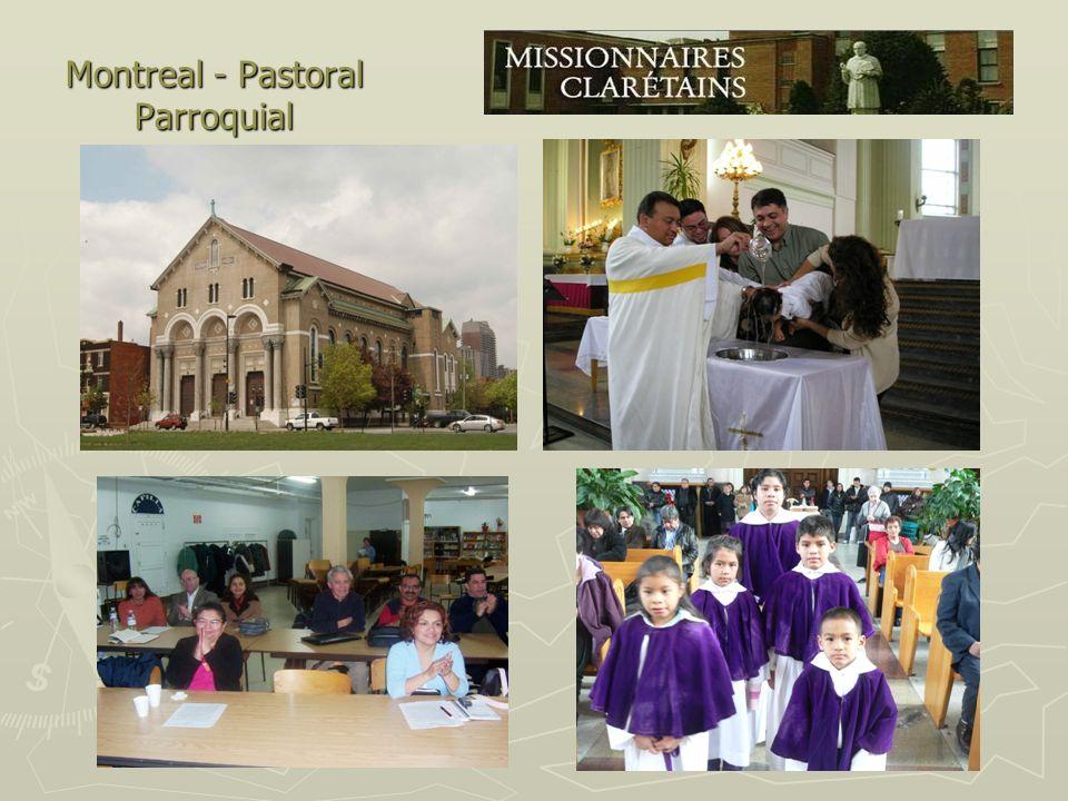 Montreal - Pastoral Parroquial