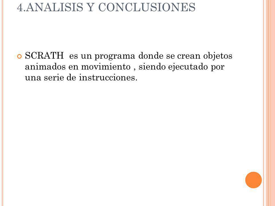 4.ANALISIS Y CONCLUSIONES